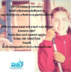 DS Cleaning & Services in Maassluis foto 2