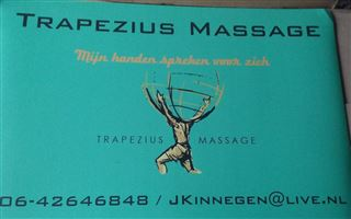 Trapezius Massage in Rotterdam foto 3